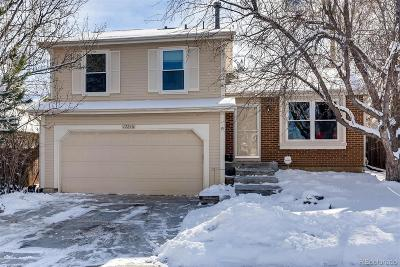 Aurora Single Family Home Under Contract: 17216 East Tufts Avenue