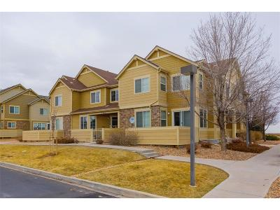Castle Rock Condo/Townhouse Under Contract: 2445 Cutters Circle #105