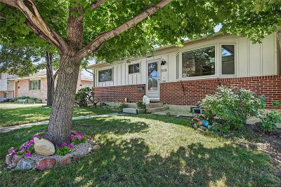 Boulder Single Family Home Active: 4684 Ingram Court