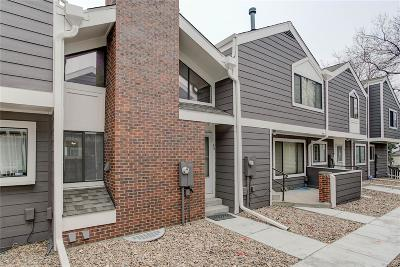 Arvada Condo/Townhouse Under Contract: 6730 West 84th Circle #93