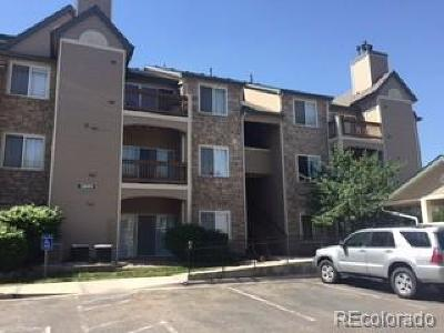 Littleton Condo/Townhouse Under Contract: 7489 South Alkire Street #206