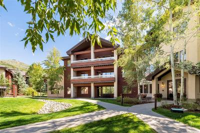 Steamboat Springs CO Condo/Townhouse Under Contract: $699,000