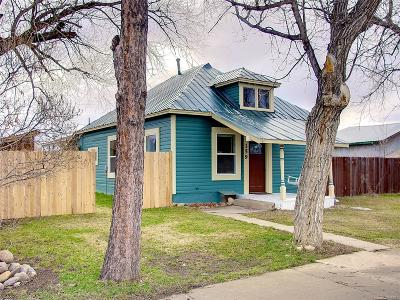 Routt County Single Family Home Under Contract: 159 North Poplar Street