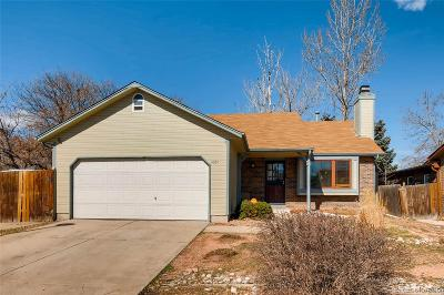 Denver Single Family Home Under Contract: 4331 Eugene Way