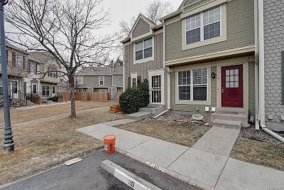 Denver Condo/Townhouse Active: 1811 South Quebec Way #110