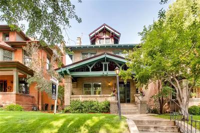 Congress Park Single Family Home Active: 1257 Detroit Street