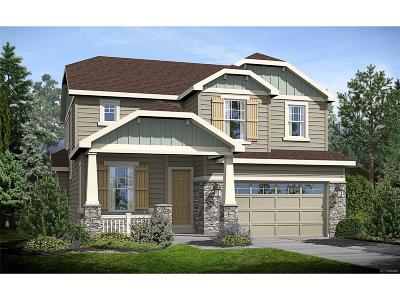 Littleton Single Family Home Active: 11779 West Portland Drive