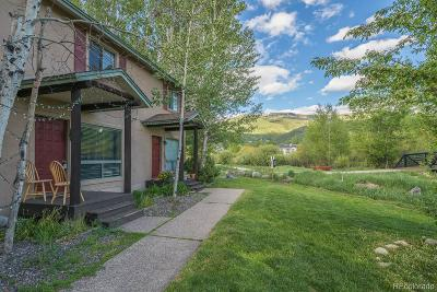 Steamboat Springs Condo/Townhouse Active: 3188 Ingles Lane #E-5