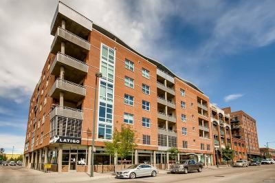Five Points Condo/Townhouse Active: 2229 Blake Street #303