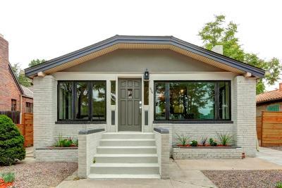 Denver, Lakewood, Centennial, Wheat Ridge Single Family Home Active: 934 South University Boulevard
