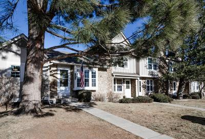 Littleton Condo/Townhouse Under Contract: 9683 West Chatfield Avenue #A