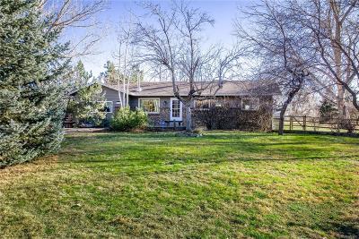 Lafayette Single Family Home Active: 11272 Billings Avenue