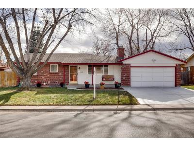 Lakewood Single Family Home Under Contract: 6654 West Colorado Avenue