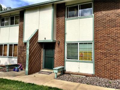 Broomfield Condo/Townhouse Sold: 6 Evergreen Street