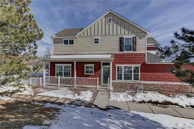 Castle Rock Condo/Townhouse Under Contract: 1501 Gold Hill Street
