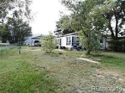 Simla CO Single Family Home Active: $69,900