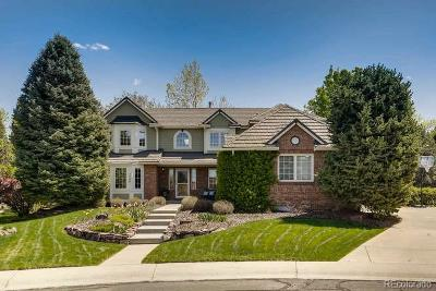 Littleton Single Family Home Under Contract: 7796 South Datura Street
