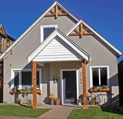 Single Family Home Active: 3744 Mariposa Street