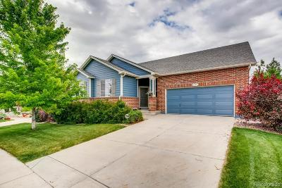 Castle Rock Single Family Home Active: 3575 Golden Spur Loop