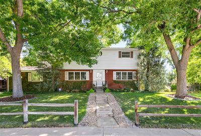 Littleton Single Family Home Active: 473 West Easter Avenue