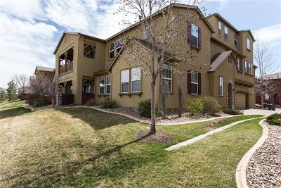 Highlands Ranch Condo/Townhouse Active: 10529 Ashfield Street #8B