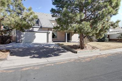 Arapahoe County Single Family Home Active: 11253 East Berry Drive