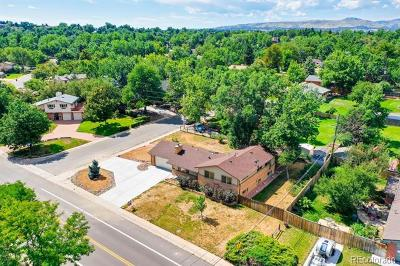 Lakewood Single Family Home Active: 2955 Simms Street