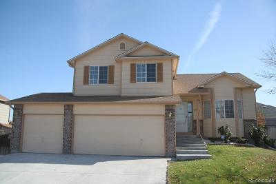 Thornton Single Family Home Under Contract: 9446 Steele Drive