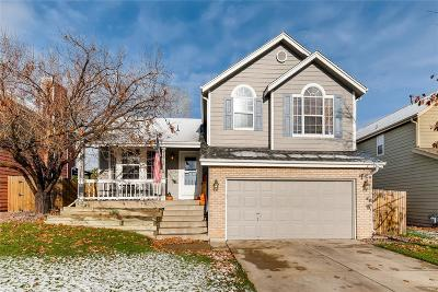 Arvada Single Family Home Under Contract: 11983 West 84th Place