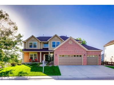Mead Single Family Home Under Contract: 16843 Weber Way