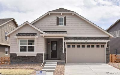 Arvada Single Family Home Active: 9354 Dunraven Loop