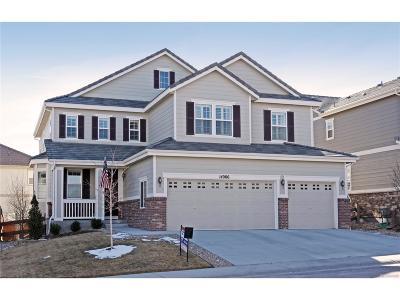 Parker Single Family Home Active: 14086 Hillrose Drive