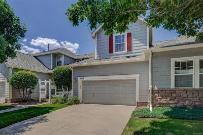 Condo/Townhouse Under Contract: 4517 South Swadley Court