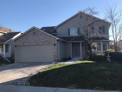 Henderson Single Family Home Active: 11750 East 114th Place