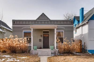 Denver Single Family Home Active: 3645 Zuni Street