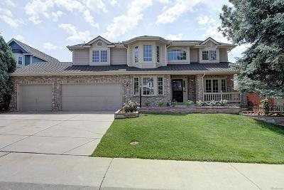 Centennial Single Family Home Active: 5668 South Rifle Court