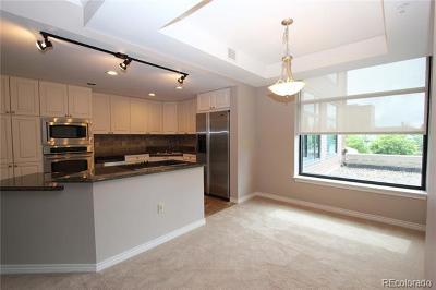 Denver Rental Active: 8100 East Union Avenue #209