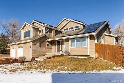 Boulder Single Family Home Active: 4359 Vinca Court
