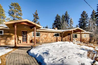Conifer Single Family Home Under Contract: 28340 Pine Trail