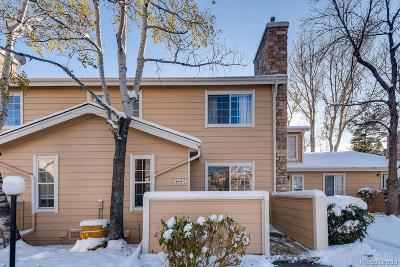 Arvada Condo/Townhouse Under Contract: 8416 Everett Way #C