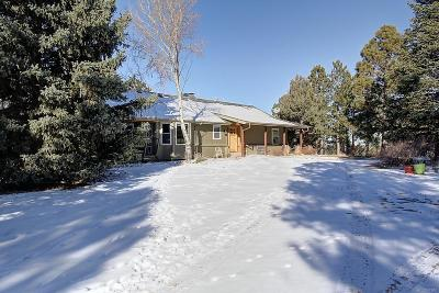 Parker Single Family Home Under Contract: 6784 Chalet Circle