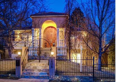 Denver Single Family Home Active: 408 Madison Avenue