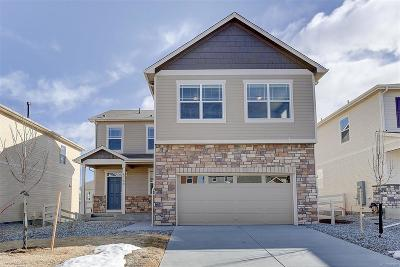 Castle Rock Single Family Home Active: 5766 Echo Park Circle