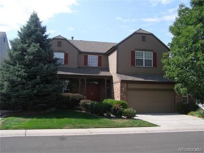 Highlands Ranch Single Family Home Active: 1730 West Spring Water Place