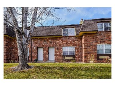 Littleton Condo/Townhouse Under Contract: 5535 South Lowell Boulevard
