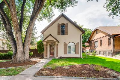 Denver Single Family Home Active: 1723 South Logan Street