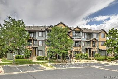 Denver Condo/Townhouse Under Contract: 5255 Memphis Street #812