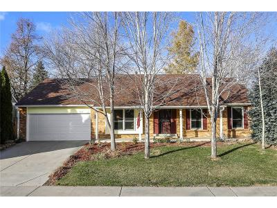 Arvada Single Family Home Active: 14393 West 70th Place