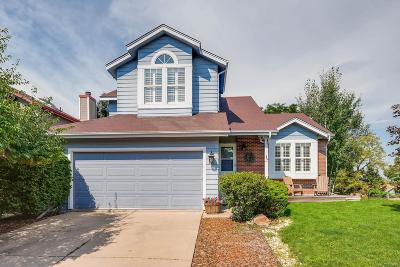 Highlands Ranch Single Family Home Active: 233 Saddlewood Circle