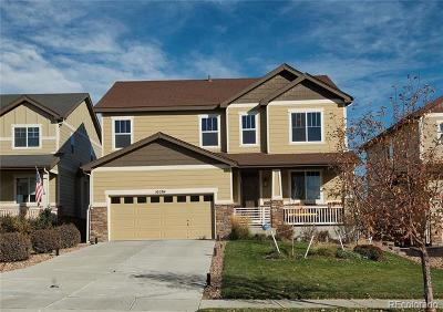 Commerce City Single Family Home Active: 10284 East Telluride Court